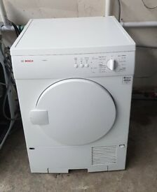 FREE DELIVERY Bosch 6KG condenser tumble dryer WARRANTY