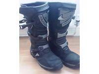 Drytex motorcycle boots