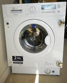 BRAND NEW Unused - Electrolux EWG147540W Fully Integrated 1400rpm Washing Machine with Warranty