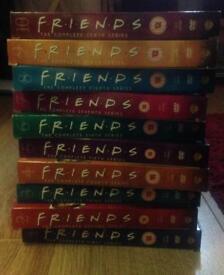Friends DVD Boxset 1-10