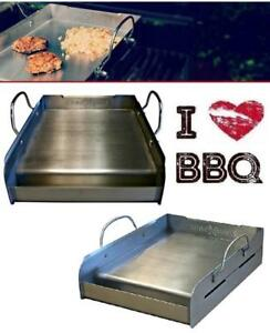 Flat Top Griddle 14 Restaurant Professional Stainless Steel Commercial Grill - BRAND NEW - FREE SHIPPING