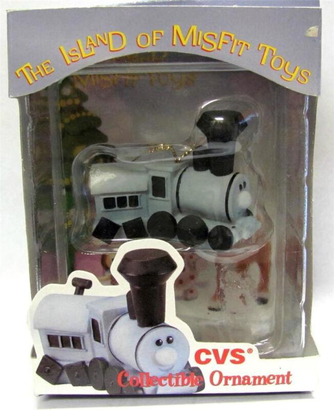 * CLARICE REINDEER Ornament Rudolph Island of Misfit Toys CVS  Rare Enesco