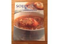 Soup Sensations Recipe Book NEW