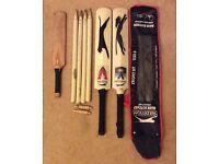 Cricket set size 6