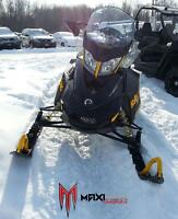 2013 Ski-Doo Renegade Backcountry 800 E-Tec