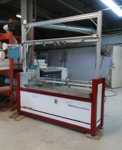 HOTWIRE Direct Baluster Cut/Coat Machines