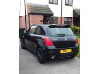 Suzuki Swift Sport 1.6 (with fitted turbo) - Lady Owner