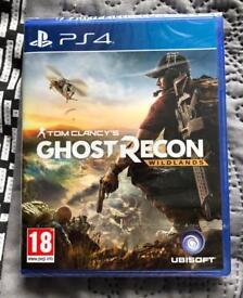 PS4: Tom Clancy's Ghost Recon Wildlands