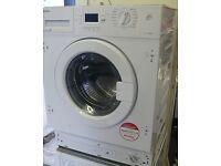 Integrated Hotpoint Blomberg WMI7462W20BI washing machine