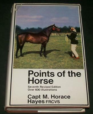 1969 Points of the Horse Breeds Evolution Trot Canter Leaping Climate Soil Foot