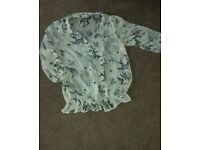 Maternity blouse from Next size 12
