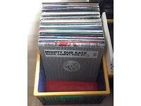 """SMALL SELECTION OF 12"""" SINGLES. VARIOUS STYLES INCLUDING HOUSE, GARAGE HOUSE, DEEP HOUSE ETC."""