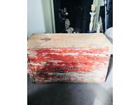 Shabby Chic French Chest