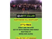 **Free Fitness classes**