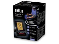 Braun ExactFit 5 BP6200 Upper Arm Blood Pressure Monitor GENUINE NEW