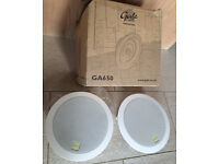 New pair Gale Architectural Series Ceiling speakers