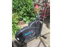 Orbitrac 2000 cross trainer machine