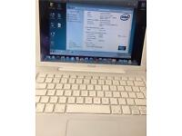 Apple Mac book 15 inch windows 7 slim laptop