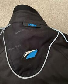 Spada Plaza men's XL motorbike jacket - with liner and protections