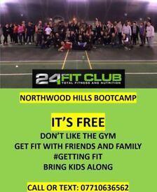 **Free fitness classes**
