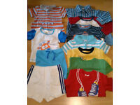 Baby boy/boys clothes 9-12mth Bundle of Clothes