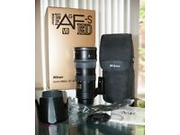 Price drop Nikon 70-200 2.8 IF ED VR G lens