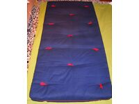 Futon mattress - single bed size