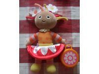 IN THE NIGHT GARDEN UPSY DAISY DRESS UP PLUSH TOY / DOLL AS NEW