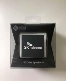 sk telecom uo cube speaker s never used