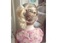 Worker hair braids