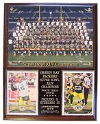 Green Bay Packers Plaque