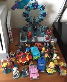 Lego dimensions ps4 bundle