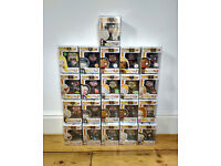 FUNKO POP WALKING DEAD COLLECTION: ALL WALKERS inc All US EXCLUSIVES & MERLE DIXON - Offers Welcome