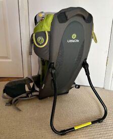 LittleLife Discoverer Child Carrier Backpack - Excellent Condition