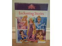 Girls Disney Princess Enchanting Stories x5 Books
