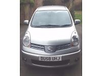 NISSAN NOTE ACENTA DCI 1.4 2008 FULL SERVICE HISTORY!!!!!