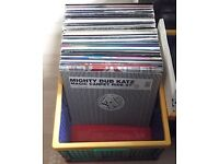"SMALL SELECTION OF 12"" SINGLES. VARIOUS STYLES INCLUDING HOUSE, GARAGE HOUSE, DEEP HOUSE ETC."
