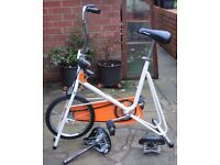 Terry Exercise Bike - In Excellent Condition - Proceeds To Raise Funds For Local Charity