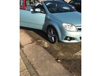 VAUXHALL TIGRA 1.4 2009 Cheap EXCLUSIVE HARDTOP CONVERTIBLE LOW MILES, DRIVES PERFECT Cheap bargain