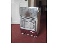 Calor Gas heater with half full bottle - Gorleston