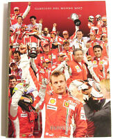 Ferrari Annuario 2007 Ferrari Book Campioni Del Mondo 2007 Piloti E Costruttori - ferrari - ebay.it