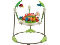 FOR SALE: Fisher Price Rainforest Jumperoo (good condition)