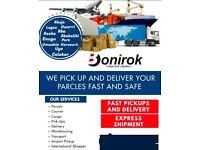 Bonirok Logistics , Pic Up and Delivery Services