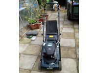 Hayter Spirit 41 Four Wheel Push Petrol Lawnmower