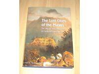 2 brand new Hardback Books on Mayan culture