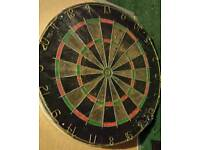 DARTBOARD (NO DARTS) If reading this it will still be for sale I will delete Ad when sold