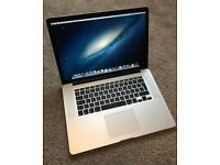 Apple MacBook Pro. 2.6ghz i7 Processor. Late 2013 Model. Great Condition. Charger / no box. £800