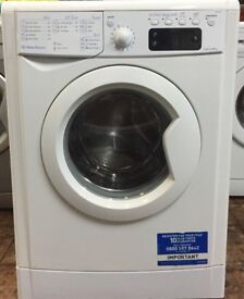 65 Indesit IWE81681 8kg 1400Spin White LCD A+ Rated Washing Machine 1 YEAR GUARANTEE FREE DEL N FIT