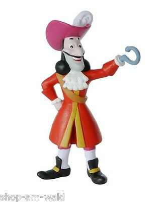 Jake The Neverland Piraten (Captain Hook Jake and the Neverland Nimmerland Piraten - Bullyland Figur 12890)