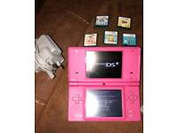 Dsi and 5 games